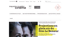 Preview of languedoc-roussillon-cinema.fr